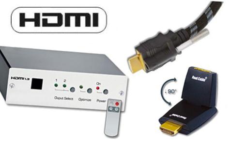 HDMI Zubehör