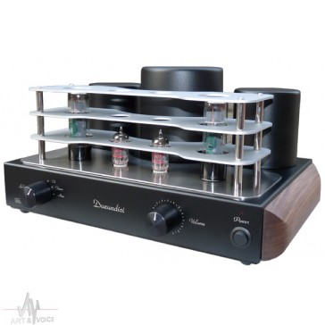 Mastersound Dueundici walnut 2