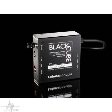 Lehmann Audio Black Cube, ab hier wird es ernst... A+V-Tip !