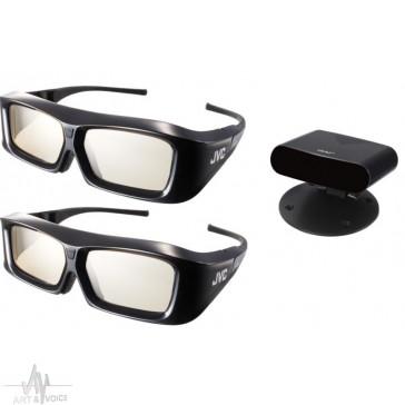 JVC 3D Set