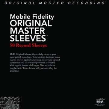 MFSL Original Master Sleeves