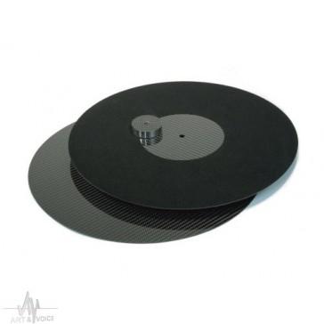 Millennium Audio M-Matte - Carbon-Plattentellerauflage