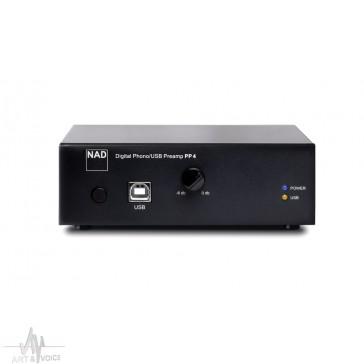 NAD PP 4, Phono-Vorverstärker mit USB
