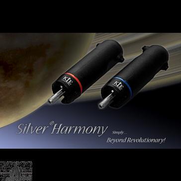 KLEInnovations Silver Harmony, Cinchstecker
