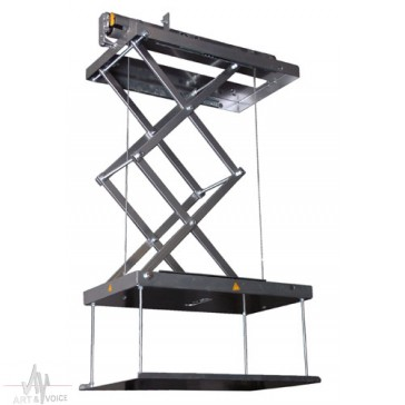 Beamer Deckenlift WS-PE 150cm Hub