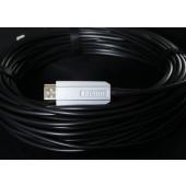 AOC Hybrid Lichtleiter 18G 4K HDMI Kabel, A&V-Tip !