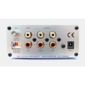 Graham Slee Accesion MC inkl. PSU 1 Enigma Netzteil, MC Phonovorverstärker