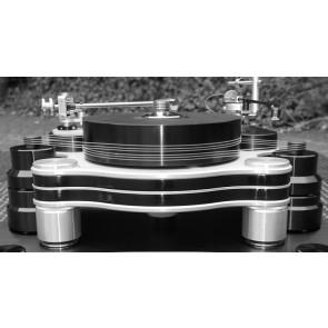 Amari Acoustics T-30 EU, sehr aufwendiges 38 Kg Masselaufwerk, A&V-Highlight !