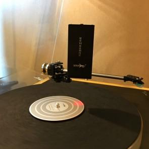Amari Acoustics Stroboskoplampe + Schablone, A&V-Tip !