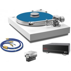 ATR Celebration 40 SuperPack 2, High End Plattenspieler mit Ortofon SPU-System und ST-7 MC-Übertrager
