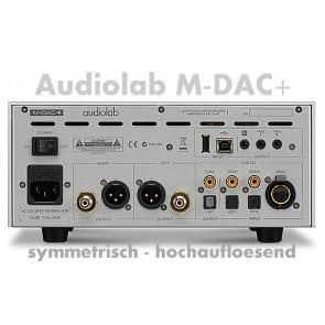 Audiolab M-DAC+, DSD D/A-Wandler, Preis-Leistungs-Highlight !
