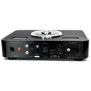 Ayon Audio CD10, HighEnd SACD-Player / DSD-DA-Wandler mit Class-A-Röhrenausgangsstufe, Highlight !!
