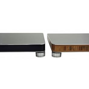 bFly-Audio, PowerBase Gerätebasis-comparison