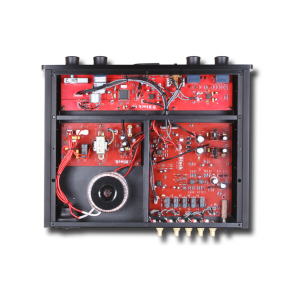 Block P 100, Stereo-Vorverstärker