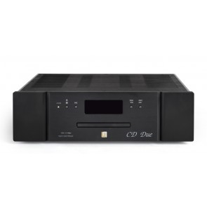 Unison Research Unico CD Due, feiner CD-Player mit sym. Röhrenausgangsstufe und DSD-DAC, A&V-Highlight  !