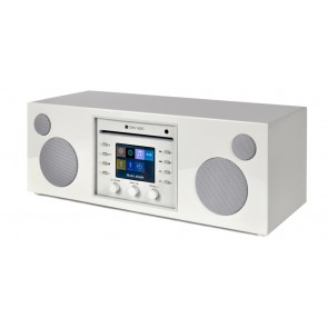 Como Audio Musica, Microanlage mit Streamer, CD, Bluetooth und DAB+