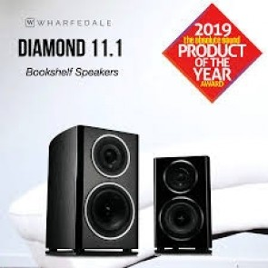 Wharfedale Diamond 11.1, Kompaktlautsprecher, Art+Voice Highlight !