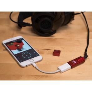 Audioquest Dragonfly Red, USB-Wandler, Kopfhörervorverstärker
