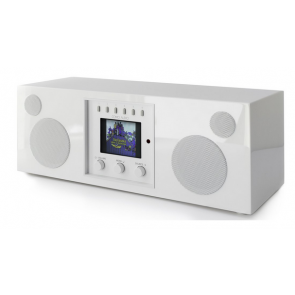 Como Audio Duetto, Microanlage mit Streamer, Bluetooth und DAB+