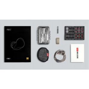 FiiO FA 7, 4-Wege HighEnd Balanced-Amature In Ear