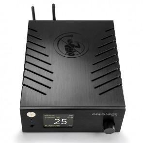 Gold Note DS-10 Plus, D/A Wandler, Streamer, Vorverstärker und Kopfhörer-Verstärker, Highlight !
