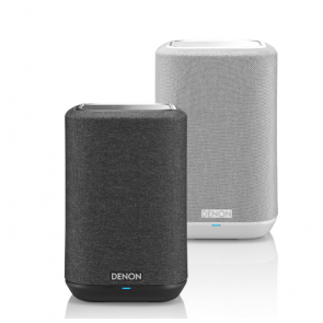 Denon Home 150 Wireless Streaming-Lautsprecher, Heos Built-In TEST TEST TEST