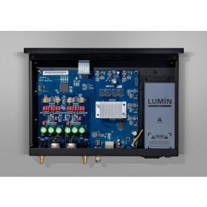 Lumin D2, Streamer mit DA-Wandler, AV-Klangtip !