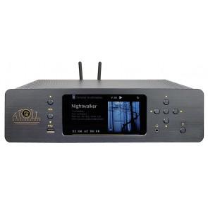 Atoll MS 120, Netzwerkstreamer / DA-Wandler / Vorverstärker