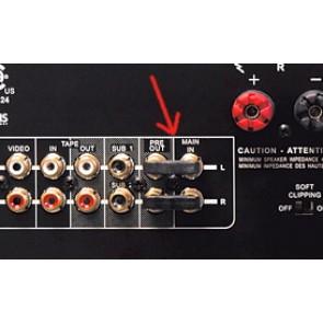 Audioquest PreAmp Jumpers, Klangtuning für viele Vollverstärker (z.B. NAD)