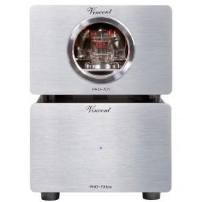 Vincent PHO-701, Hybrid Phono Vorstufe