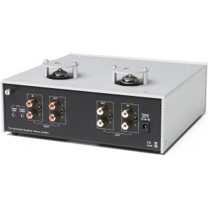 Pro-Ject Tube Box DS 2, feiner Röhren-Phonovorverstärker (MM/MC), A+V-Tip !