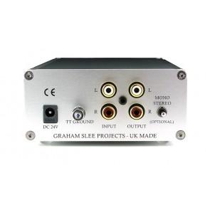 Graham Slee REFLEX C inkl. PSU 1 Netzteil, MC Phonovorverstärker