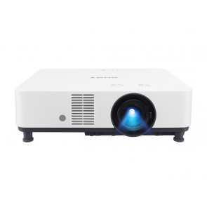 Sony VPL-PHZ50-white-front-1