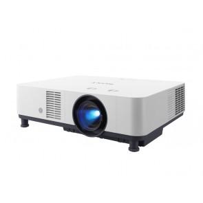 Sony VPL-PHZ60, weiß, extrem lichtstarker Full-HD Laser Beamer mit 6000 Ansi-Lumen