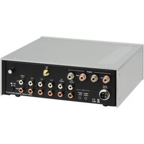 Pro-Ject Stereo Box DS2, Vollverstärker mit Bluetooth und integrierter Phono-Vorverstärker (MM/MC)