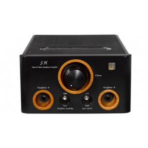 Unison Research SH, Röhren-Class-A-Kopfhörerverstärker, Klangtip !