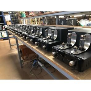 Unison Research Simply Italy, TAD Jubiläumsedition, Röhrenverstärker, wenig Leistung aber ein klangliches Highlight !