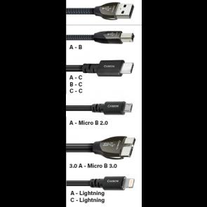 Audioquest Carbon USB Kabel