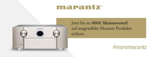 Marantz Trade In Aktion