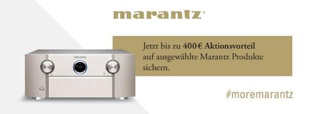 Marantz Trade In Aktion
