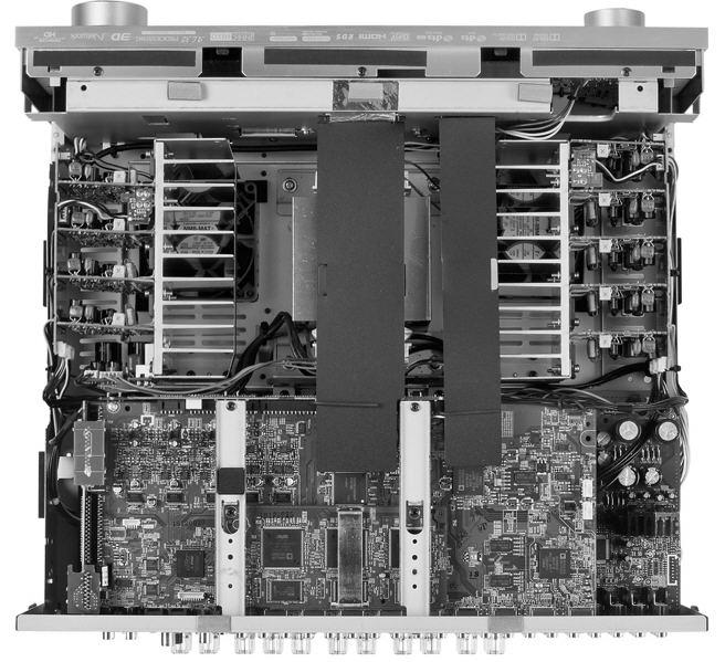 AV-Receiver, Denon AVR4520