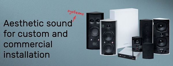 Cornered Audio Ecklautsprecher