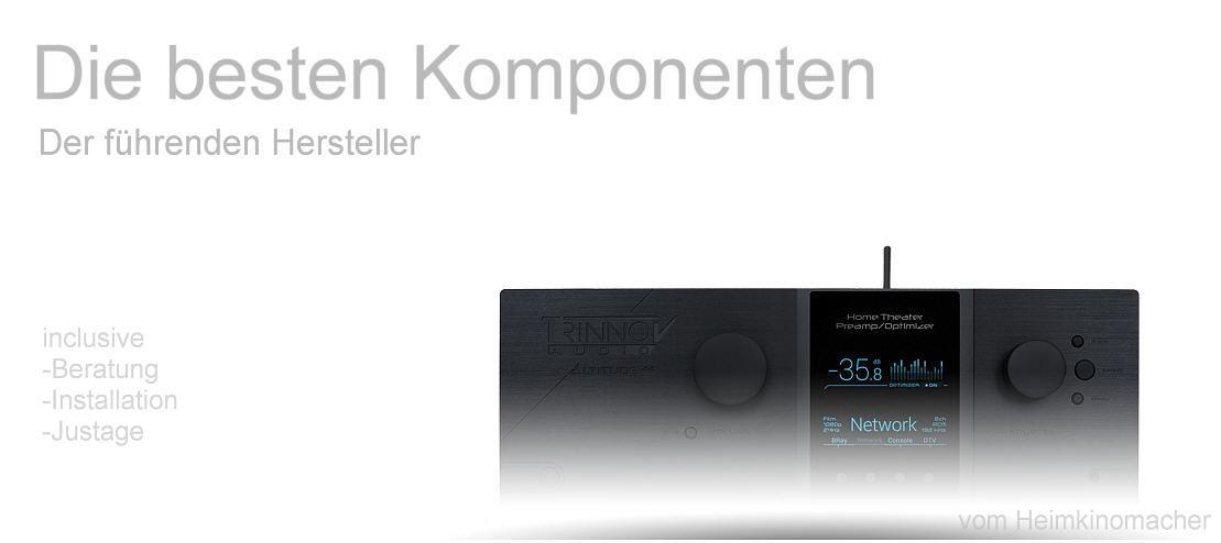 Heimkino Beamer und Komponenten Empfehlungen